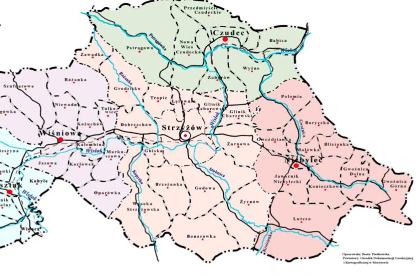 10 lat Powiatu Strzyżowskiego 1999-2009. Robert Godek Starosta Strzyżowski