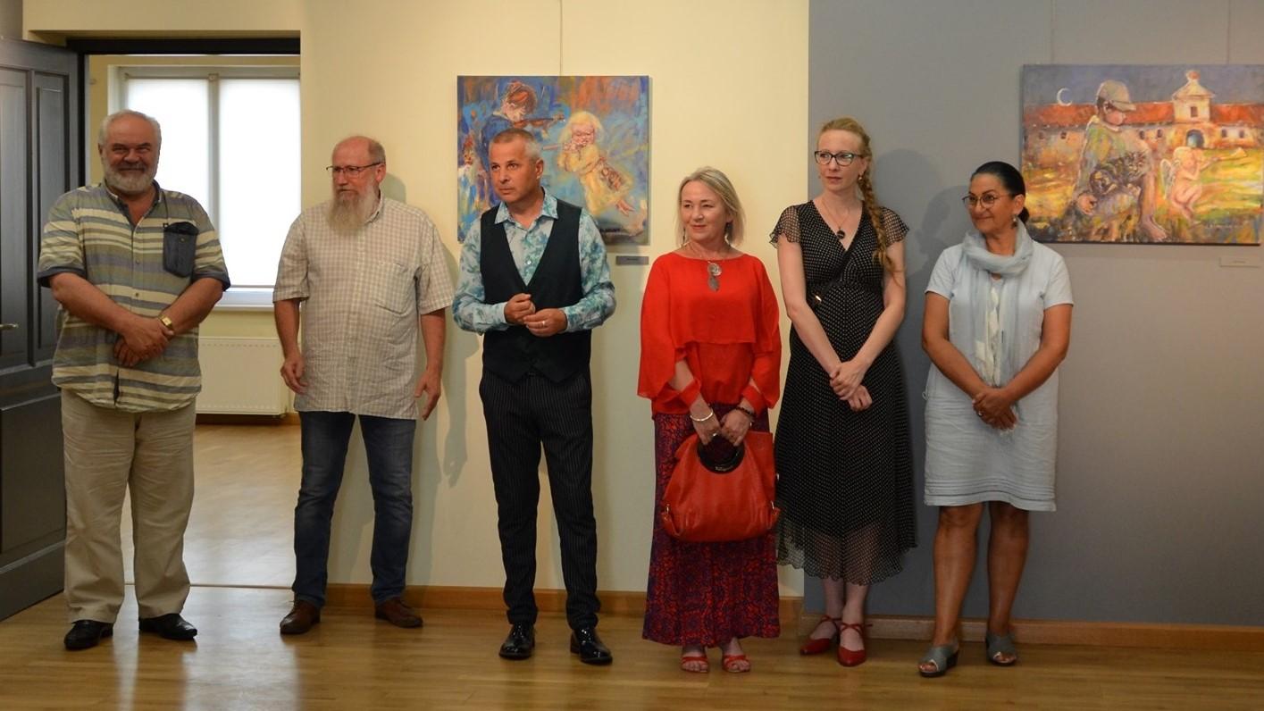 Poplenerowa wystawa prac Artystów Podkarpacia