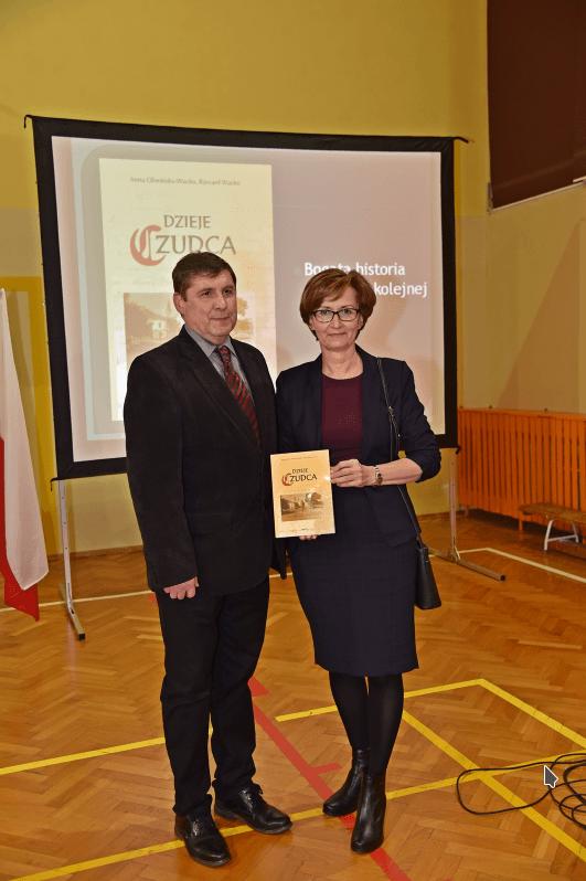 """Powstała druga część książki """"Dzieje Czudca"""" Anny Oliwińskiej–Wacko i Ryszarda Wacko"""
