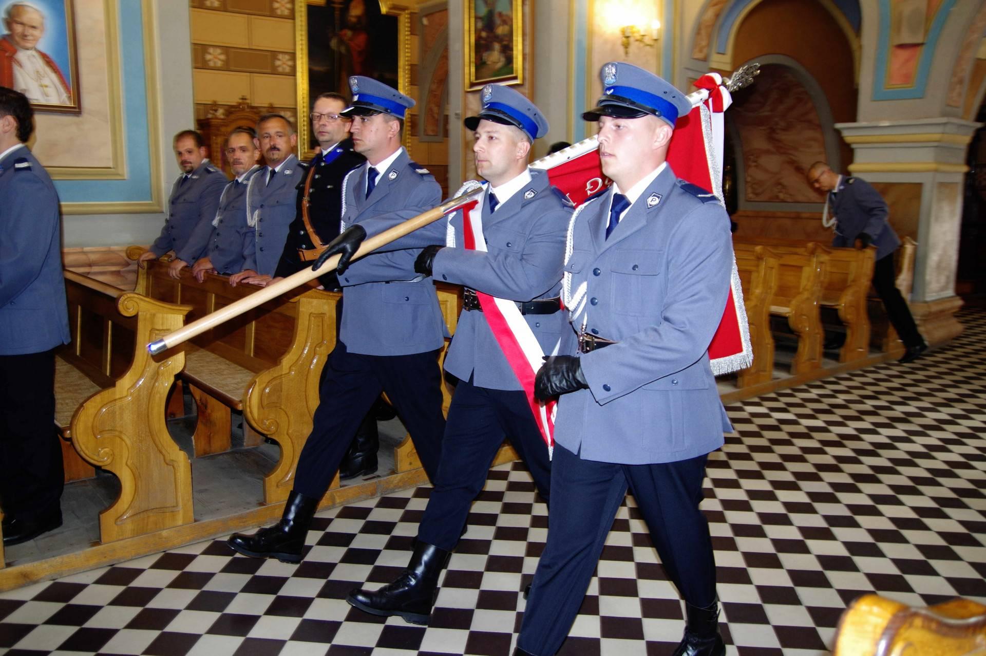 Święto Policji w Strzyżowie