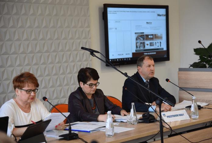 II sesja Rady Powiatu Strzyżowskiego