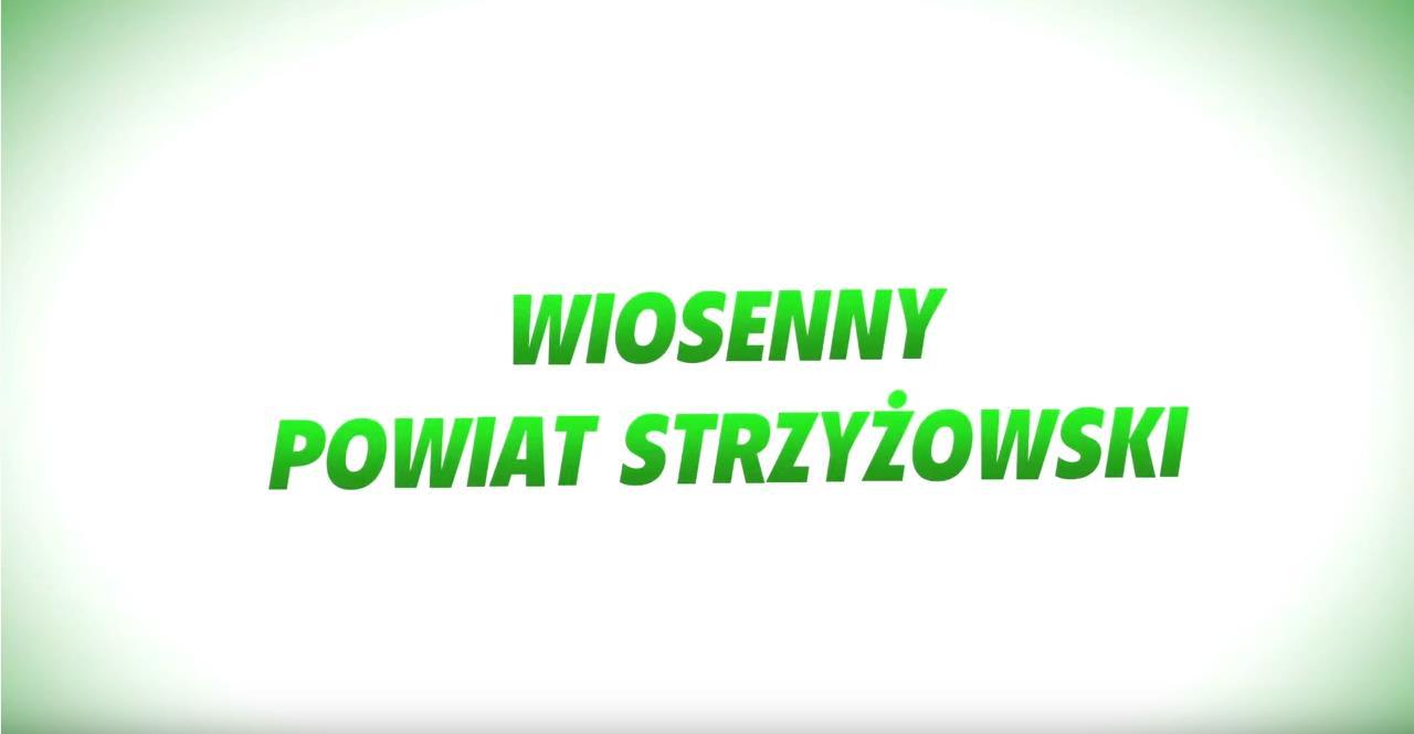 Zapraszamy do Powiatu Strzyżowskiego